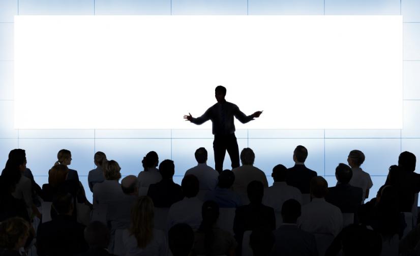 Muntliga presentationer – så får du folk att lyssna