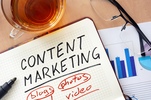 Content Marketing fortsätter att utvecklas